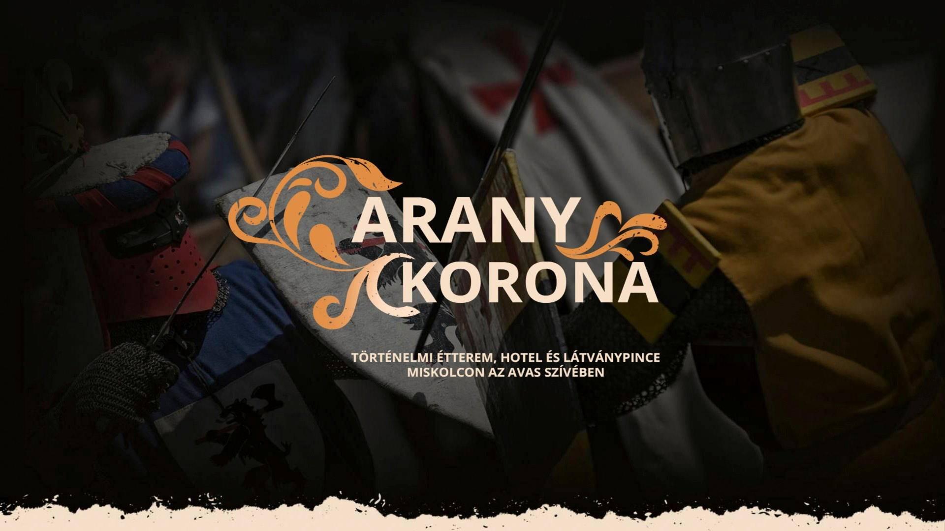 AranyKorona - történelmi étterem